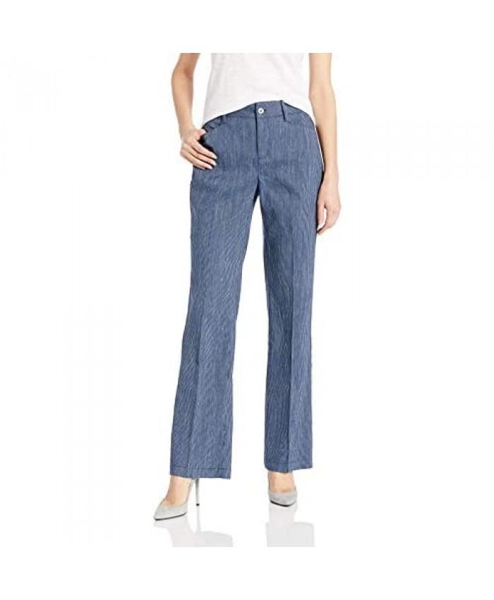NYDJ Women's Linen Trouser