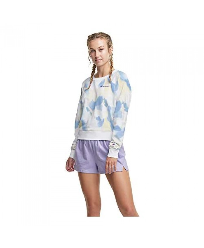 Champion Women's Campus French Terry Crew
