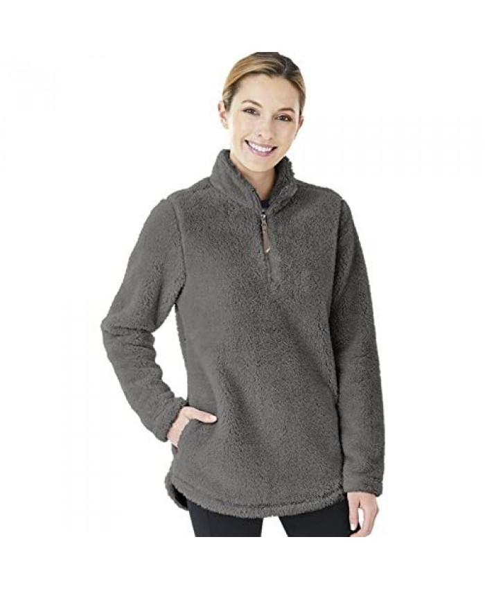 Charles River Apparel Women's Newport Fleece