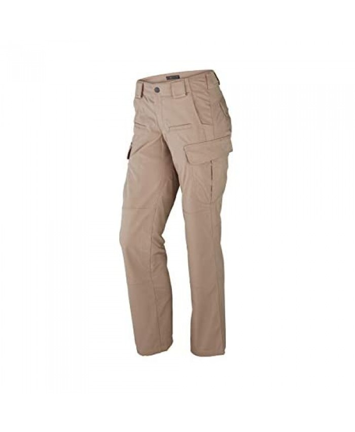 5.11 Tactical Women's Stryke Covert Cargo Pants Stretchable Gusseted Construction Style 64386
