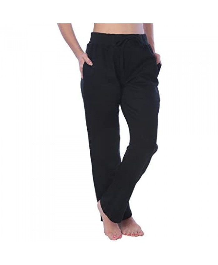 Woman Drawstring Pocket Sweatpants Available in Plus Size