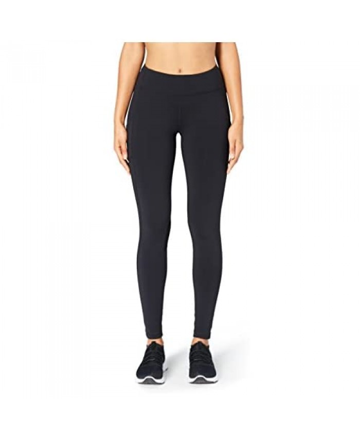 Brand - Core 10 Women's (XS-3X) 'Build Your Own' Onstride Run Full-Length Legging with Pockets Inseams Available