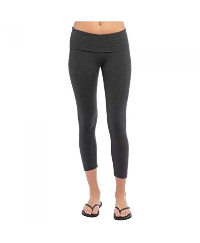 Hard Tail Women's Rolldown Capri Legging