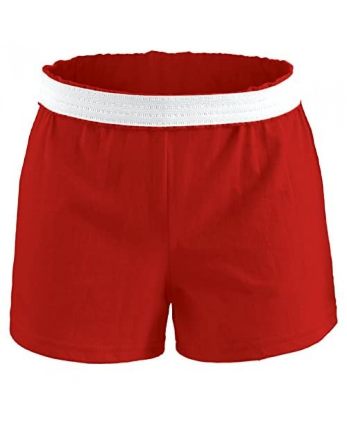 Soffe Girls' Authentic Cheer Short