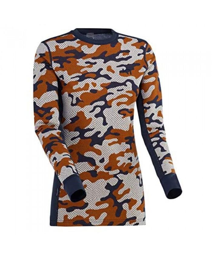 Kari Traa Women's Kongle Long Sleeve Base Layer Top - Moisture-Wicking Thermal Shirt