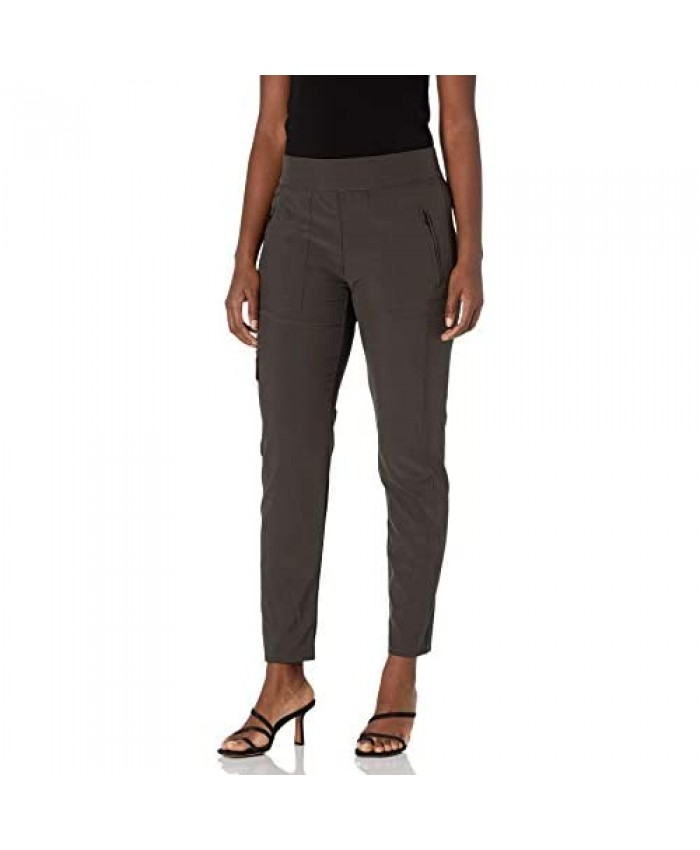 Briggs New York Women's Pantformance Featherweight Pull-on Utility Cargo Pant