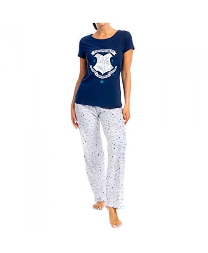 Harry Potter Womens Pajamas Hogwarts