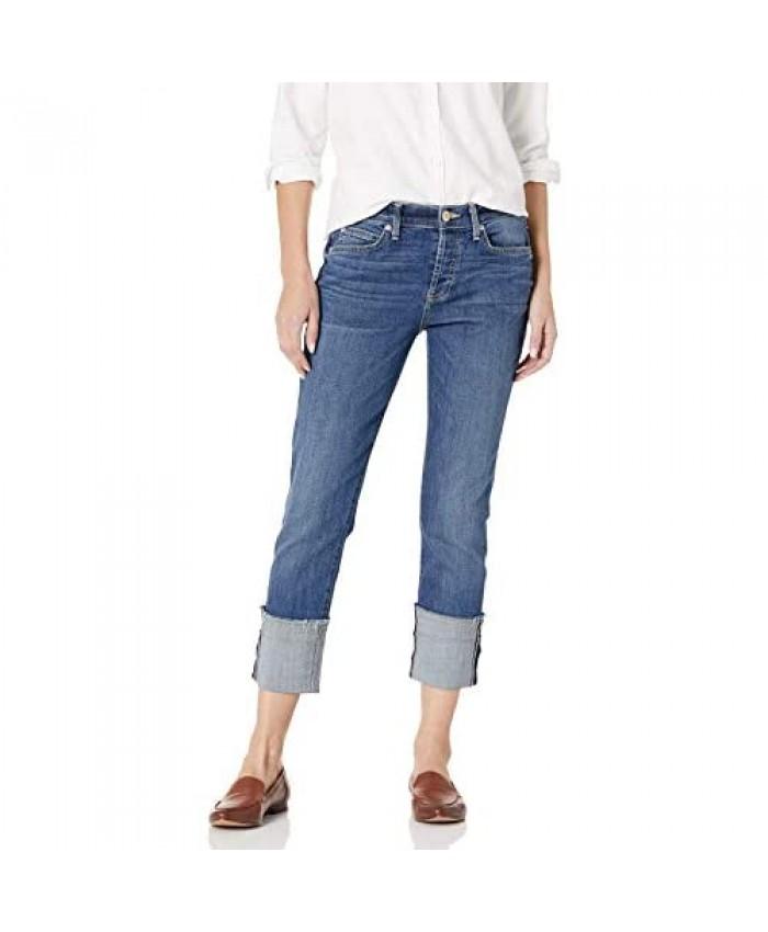 Level 99 Women's Morgan Slouchy Straight-Leg Jean
