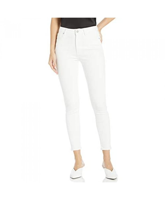 The Drop Women's Standard Fairfax High-Rise Ankle Skinny Jean