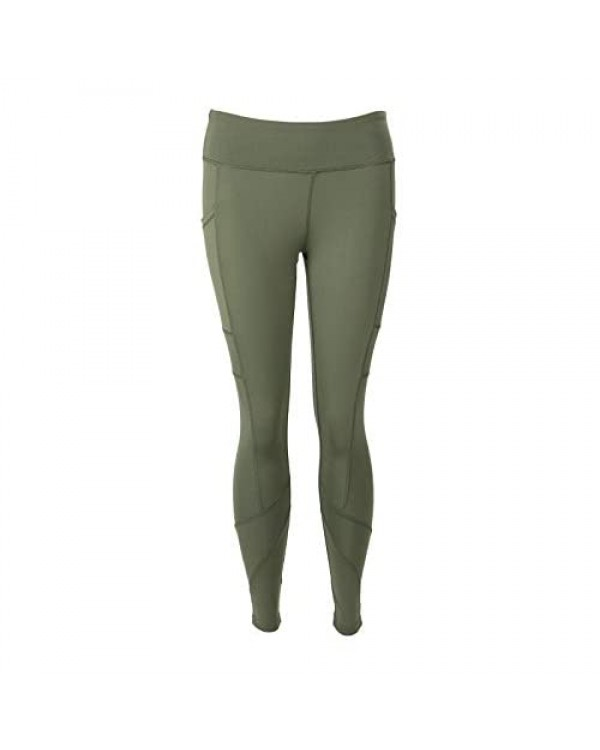 FitKicks CROSSOVERS Active Lifestyle Leggings