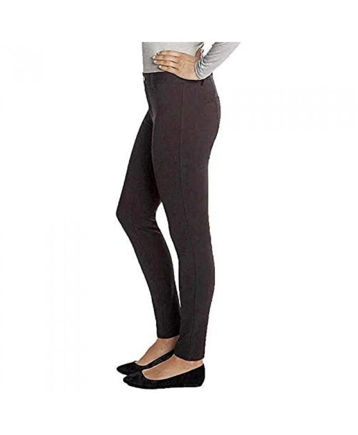 Mario Serrani Ladies' High Compact Knit Leggings Slimming Modern Fit